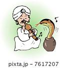 蛇使い コブラ 蛇のイラスト 7617207