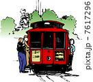 サンフランシスコケーブルカー 7617296