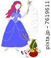 おとぎ話 ピノキオ 童話のイラスト 7619611