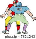 アメリカンフットボール 7621242