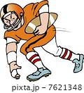 アメリカンフットボール 7621348