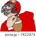 アメリカンフットボール 7622874