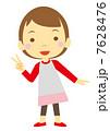 ピース 女の子 7628476