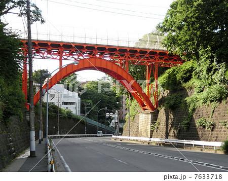 横浜の赤い橋 7633718