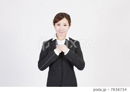 女性ビジネスイメージ 7636734