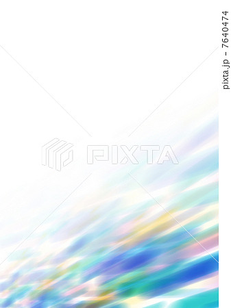 残像感のある背景イラストのイラスト素材 7640474 Pixta