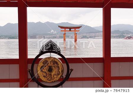 宮島厳島神社の写真素材 [7647915] - PIXTA