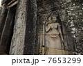カンボジア アンコールワット 遺跡の写真 7653299