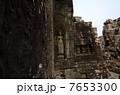 カンボジア アンコールワット 遺跡の写真 7653300