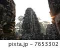 遺跡 アンコールワット カンボジアの写真 7653302