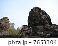 カンボジア アンコールワット 遺跡の写真 7653304