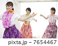 フラダンス フラ ダンスの写真 7654467