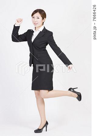 女性ビジネスイメージ 7666426