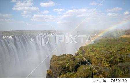 ビクトリアの滝 7670130
