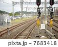 線路と信号 7683418