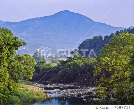 七北田川と泉ヶ岳 7697712