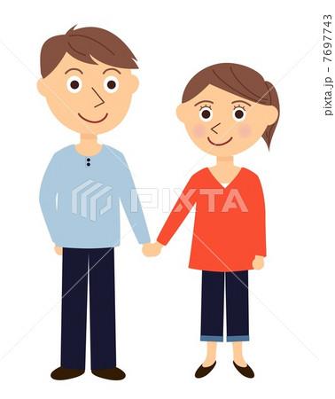 新婚カップル 7697743