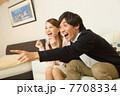 鑑賞 観戦 カップルの写真 7708334