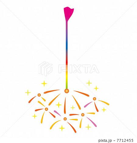 線香花火のイラスト素材 [7712455 ... : 簡単日本地図 : 日本