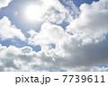 太陽と雲 7739611