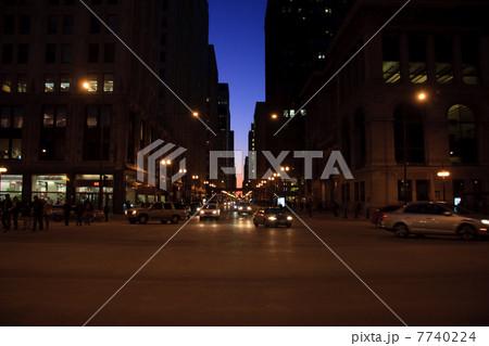 シカゴの夜 7740224