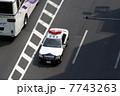 パトロールカー 乗り物 自動車の写真 7743263