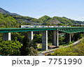 あずさ 特急電車 電車の写真 7751990