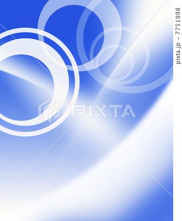 サークルと円形模様 7751998