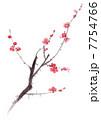 梅花 梅の花 梅のイラスト 7754766