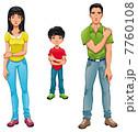 Sick family. 7760108