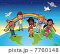 Children on the world. 7760148