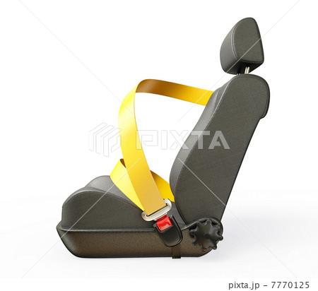 シートベルトの写真素材 - PIXTA