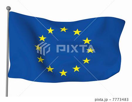 EU、欧州共同体のイラスト素材 [...