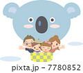 家族 ファミリー ベクターのイラスト 7780852