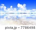 ウユニ塩湖 7786498