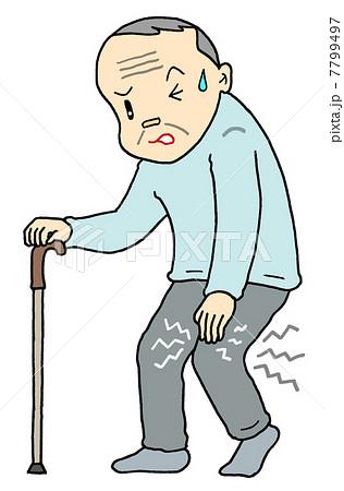 変形性膝関節症 7799497