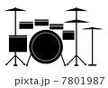 ドラムセット 7801987