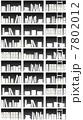 本棚 7802012