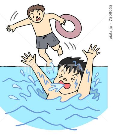 水難事故 7809058