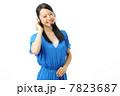 オペレーター オペレイター 人物の写真 7823687