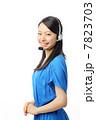 オペレーター オペレイター 人物の写真 7823703
