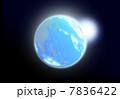 地球から太陽 7836422