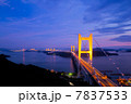 瀬戸大橋ライトアップ 7837533