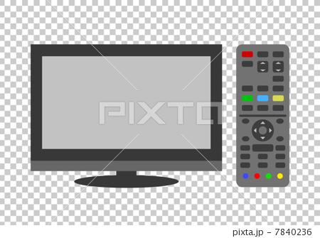 remote controller, remotes, tv 7840236