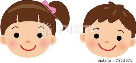 「子どもの顔の絵  無料」の画像検索結果