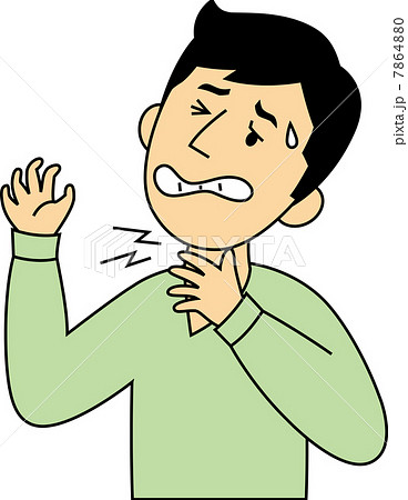 が 痛い 喉