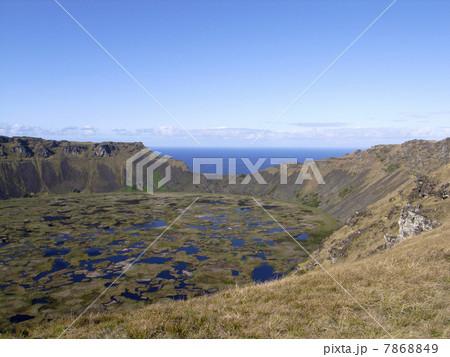 イースター島 7868849