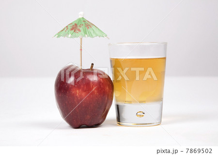 Apple and juiceの写真素材 [7869502] - PIXTA