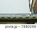 漆喰 瓦 屋根の写真 7880266