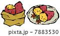 焼き芋 7883530